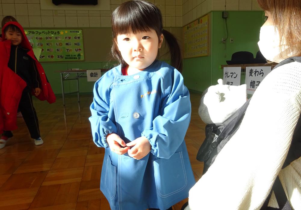 幼稚園 面接 服